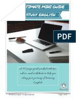 The Ultimate Guide to Studying English