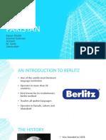 Berlitz Pakistan POM