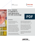 Whitepaper Four Reasons to Upgrade Icp Oes Technology