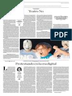 Protestando en La Era Digital