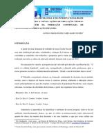 Anne Carvalho Nunes - Por Uma Pedagogia Decolonial e de Interculturalidade Crítica