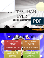 Greenhouse Effect Data Logger