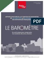 Baromètre 2017 - Arthur Loyd