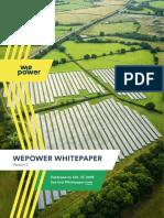WePower whitepaper