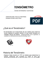 El Tensiometro