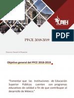 pfce guia 2018 2019