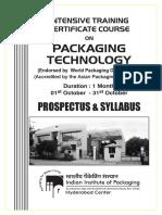 Itc Prospectus & Syllabus 2018(2)