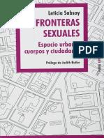 Leticia Sabsay - Fronteras sexuales.pdf
