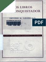 Leonard, Los libros del conquistador.pdf