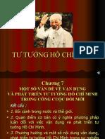 Tu Tuong Ho Chi Minh-Doi Moi