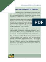 Understanding Diabetes & Self Care Guideline_WDF03-060-1