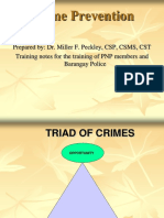 Triad of Crimes