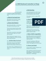 MidiControllerChecklist.pdf
