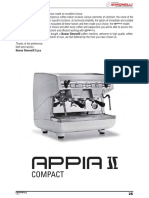 Appia II Compact Manual English