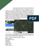 Caracterizacion Ier Palmira
