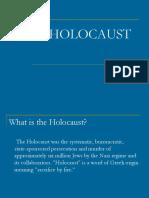 holocaust notes