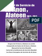 Al servicio de Al Anon y Alateen
