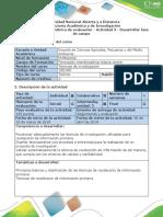 Guía de Actividades y Rúbrica de Evaluación - Actividad 3 - Desarrollar Fase de Campo. (1)