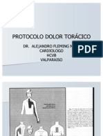 Protocolo Dolor Torcico 1216456419625405 8 Ppt Share)