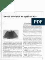 Artesanias Colombia Listado Oficios