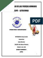 Informe Completo 1 Primer Parcial, Compuertas or y And