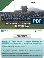 Reglamento Interno de Disciplina (1)