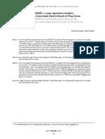 Artigo sobre USAID e o ensino agronomico