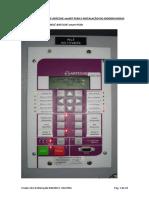 Arteche Smart p500 Como Inserir Os Ajustes de Comunicação