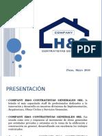 Brochure COMPANY