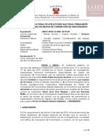 PPK Arresto Domiciliario - LALEY.pe