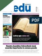 PuntoEdu Año 15, número 468 (2019)