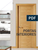 Portas Interiores Madeira