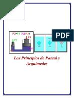 MONOGRAFIA Los Principios de Pascal y Arquímedes