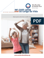 Brochura Boca Saudavel