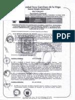 Reglamento de Organización Yfunciones de La Municipalidad Distrital de Viscatan Del Ene