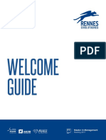 RSB Welcome Guide