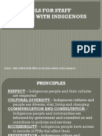 Protocols for Staff Working with Indigenous People.pptx