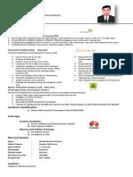 CV For UAE JOBS