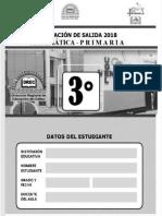 3° GRADO EVALUACIÓN MATEMÁTICA  SALIDA (1)