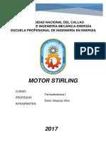Motor Stirling 1