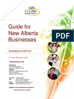 Guide for Alberta Businesses