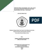 Proposal Analisisi Likuiditas Sri Yulinar