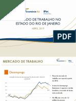 Apresentação do Economista-chefe da Fecomércio, João Gomes
