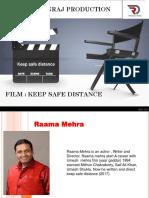 Keep Safe Distance Movie Cast