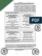 2017.Acuerdos Del Sindicato Nacional de La Construcción Nicaragua