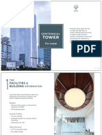 Centennial Tower Promotion 1