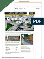 Componentes de las Vías.com