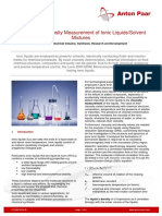 Ionic Liquids Low Viscosity