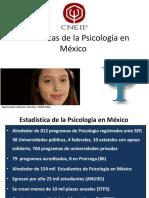 Estadisticas Mexico