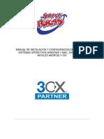 Instalando y Configurando App 3CX